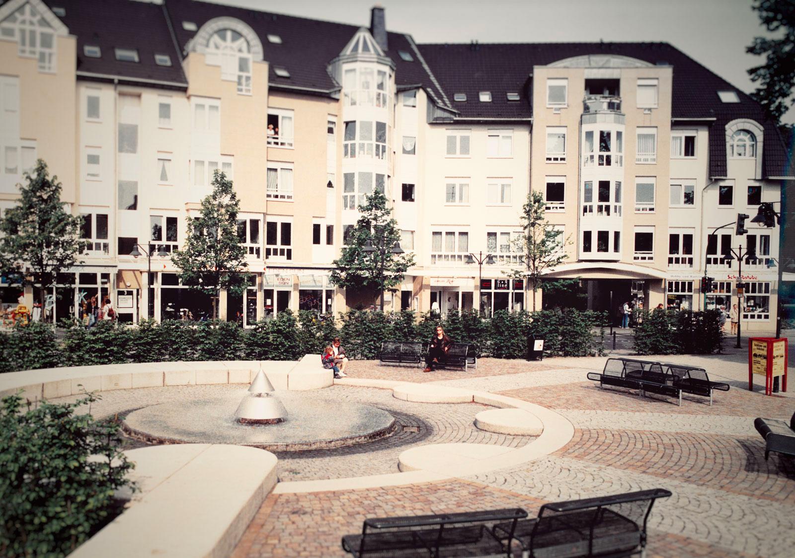 Oulustraße, Leverkusen
